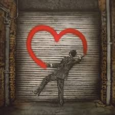 hombre corazón